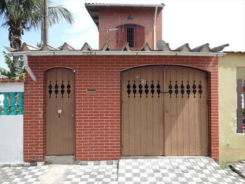 ref.: 333704 - casa em mongagua, no bairro nossa senhora de fatima - 2 dormitórios