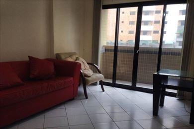 ref.: 3339 - apartamento em praia grande, no bairro canto do forte - 1 dormitórios