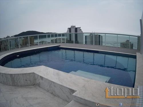 ref.: 3344 - apartamento em praia grande, no bairro boqueirao - 2 dormitórios