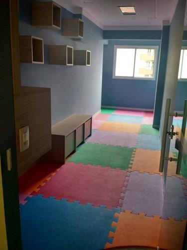 ref.: 3347 - apartamento em praia grande, no bairro aviacao - 1 dormitórios
