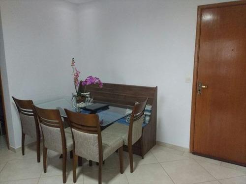 ref.: 3348 - apartamento em praia grande, no bairro canto do forte - 2 dormitórios