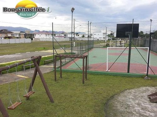 ref.: 335 - casa condomínio fechado em bertioga, no bairro bougainville - 4 dormitórios