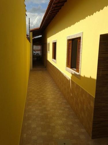 ref.: 335 - casa em praia grande, no bairro real - 2 dormitórios