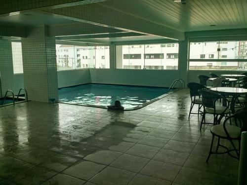 ref.: 3350 - apartamento em praia grande, no bairro aviacao - 1 dormitórios