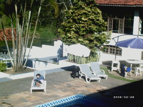 ref.: 336 - casa condomínio fechado em sao paulo, no bairro guararema - 5 dormitórios