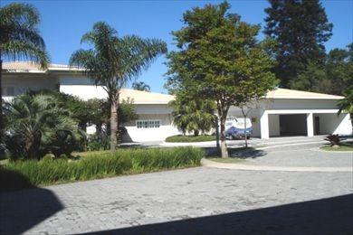 ref.: 336 - casa condomínio fechado em sao paulo, no bairro morumbi - 4 dormitórios