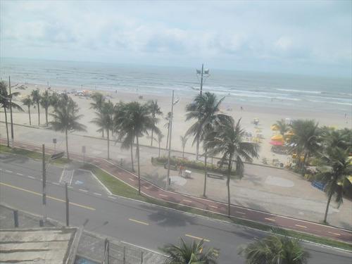 ref.: 3360 - apartamento em praia grande, no bairro mirim - 2 dormitórios