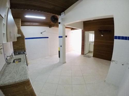 ref.: 3374 - casa em praia grande, no bairro canto do forte - 3 dormitórios