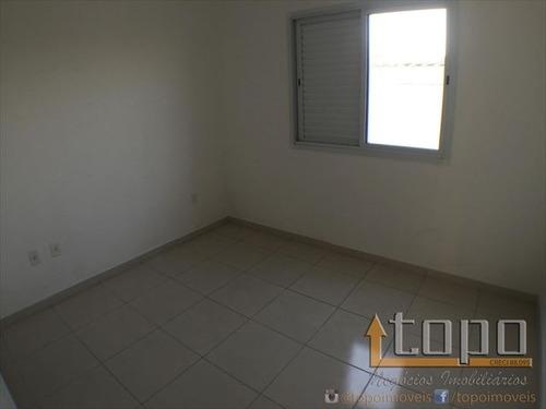 ref.: 3378 - casa condomínio fechado em praia grande, no bairro sitio do campo - 2 dormitórios
