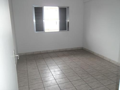 ref.: 3380 - apartamento em praia grande, no bairro guilhermina - 2 dormitórios