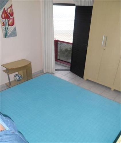 ref.: 3381 - apartamento em praia grande, no bairro mirim - 2 dormitórios