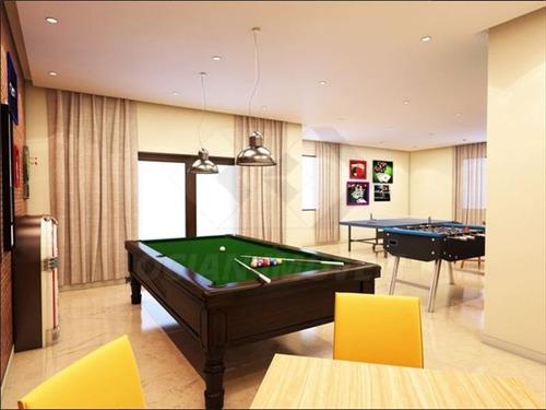 ref.: 339 - apartamento em praia grande, no bairro aviacao - 2 dormitórios