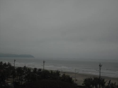 ref.: 3390 - apartamento em praia grande, no bairro mirim - 2 dormitórios