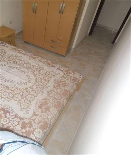 ref.: 3397 - apartamento em praia grande, no bairro mirim - 1 dormitórios
