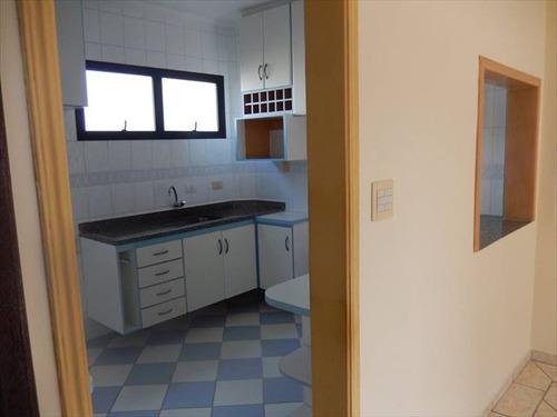 ref.: 3398 - apartamento em praia grande, no bairro guilhermina - 2 dormitórios