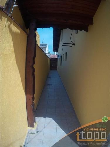 ref.: 3399 - casa em praia grande, no bairro canto do forte - 3 dormitórios