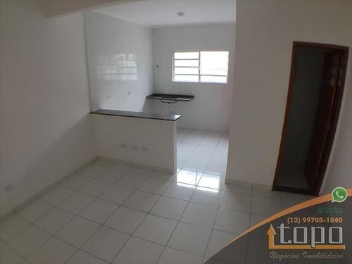 ref.: 3403 - casa condomínio fechado em praia grande, no bairro vila sonia - 2 dormitórios