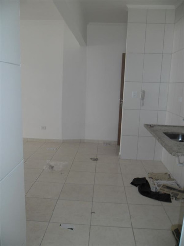 ref.: 3405 - apartamento em praia grande, no bairro mirim - 1 dormitórios