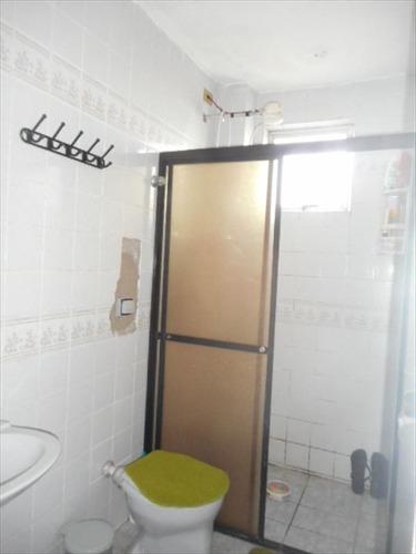 ref.: 3410 - apartamento em praia grande, no bairro mirim - 1 dormitórios