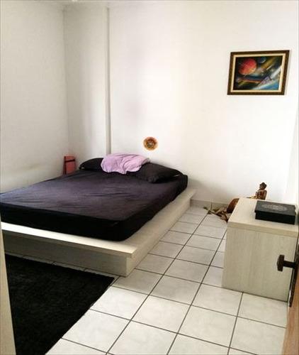 ref.: 3413 - apartamento em praia grande, no bairro boqueirao - 1 dormitórios