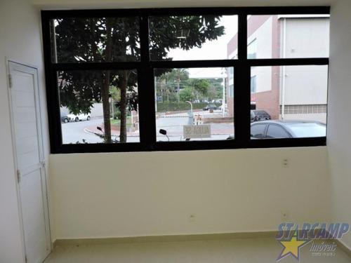 ref.: 342 - sala coml em cotia para aluguel - l342