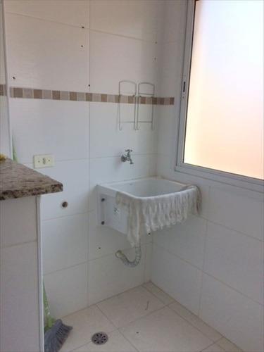 ref.: 3420 - apartamento em praia grande, no bairro tupi - 1 dormitórios