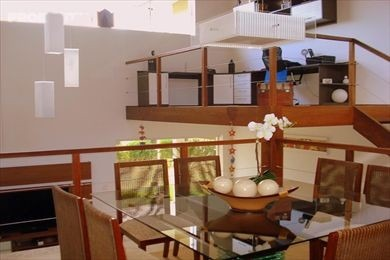 ref.: 3421 - casa condomínio fechado em embu das artes, no bairro parque das artes - 3 dormitórios