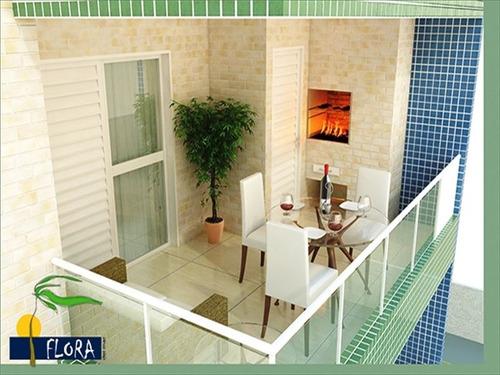 ref.: 343 - apartamento em bertioga, no bairro centro - 2 dormitórios