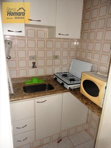ref.: 343 - apartamento em sao paulo, no bairro higienopolis - 1 dormitórios