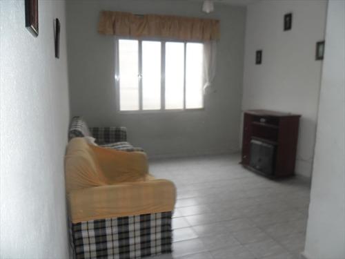 ref.: 3433 - apartamento em praia grande, no bairro mirim - 1 dormitórios
