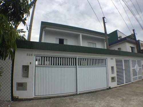 ref.: 3436 - casa em praia grande, no bairro sitio do campo - 3 dormitórios