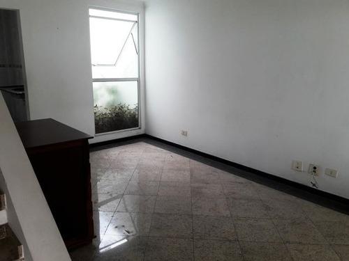 ref.: 343900 - casa condomínio fechado em praia grande, no bairro canto do forte - 3 dormitórios