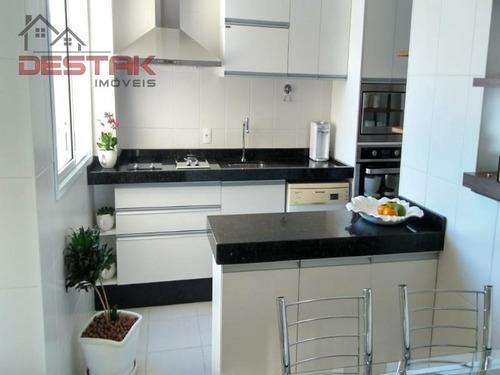 ref.: 3444 - apartamento em jundiaí para venda - v3444