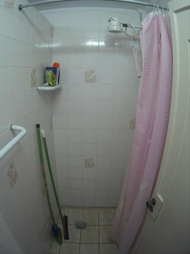 ref.: 3449 - apartamento em praia grande, no bairro boqueirao - 1 dormitórios
