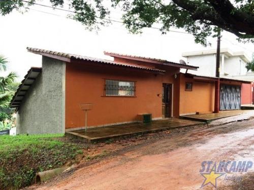 ref.: 345 - casa terrea em cotia para aluguel - l345