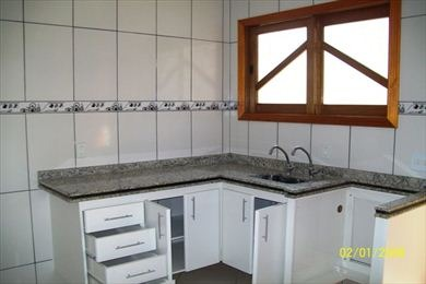 ref.: 345600 - excelente casa nova 3 dorms/suíte - 350 mil!