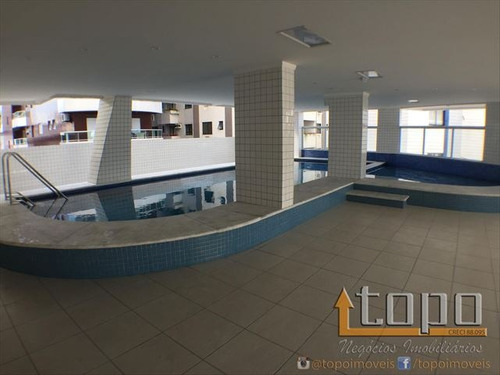 ref.: 3458 - apartamento em praia grande, no bairro guilhermina - 3 dormitórios