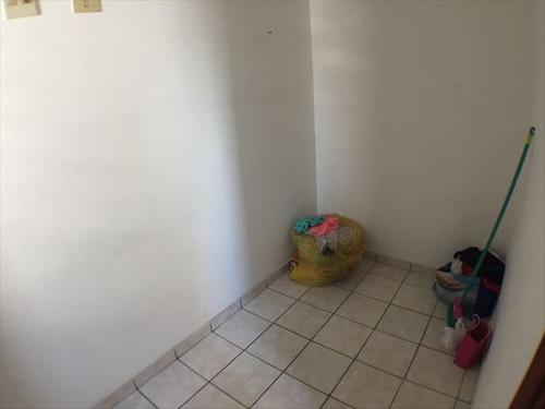 ref.: 3464 - apartamento em praia grande, no bairro boqueirao - 2 dormitórios