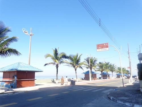 ref.: 347 - apartamento em mongagua, no bairro vera cruz - 2 dormitórios