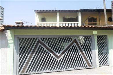 ref.: 347 - casa em taboao da serra, no bairro chacara agrindus - 3 dormitórios