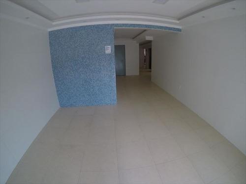 ref.: 3470 - apartamento em praia grande, no bairro canto do forte - 2 dormitórios