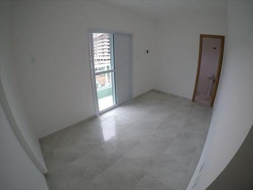 ref.: 3471 - apartamento em praia grande, no bairro canto do forte - 2 dormitórios