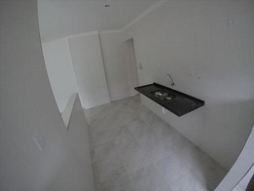 ref.: 3474 - apartamento em praia grande, no bairro canto do forte - 2 dormitórios