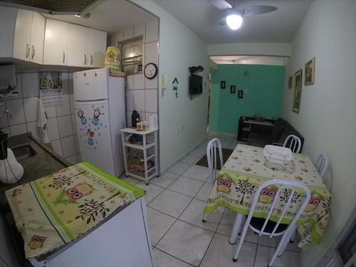 ref.: 3476 - apartamento em praia grande, no bairro boqueirao - 1 dormitórios