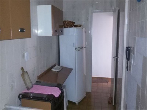 ref.: 348 - apartamento em mongagua, no bairro vila atlantica - 2 dormitórios