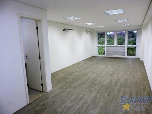 ref.: 348 - sala coml em cotia para aluguel - l348