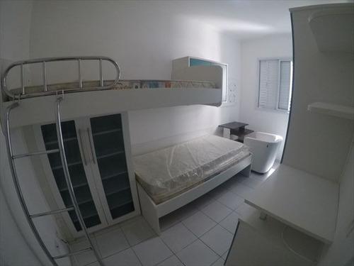 ref.: 3484 - apartamento em praia grande, no bairro canto do forte - 2 dormitórios