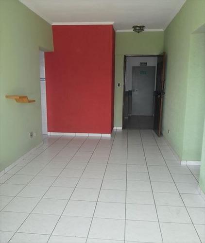 ref.: 3485 - apartamento em praia grande, no bairro ocian - 1 dormitórios