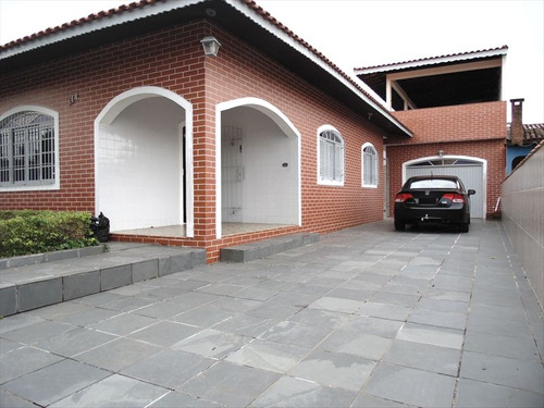 ref.: 348604 - casa em mongagua, no bairro jardim praia grande - 2 dormitórios