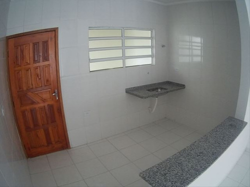 ref.: 3488 - casa condomínio fechado em praia grande, no bairro vila sonia - 2 dormitórios